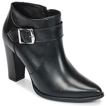 Cipők Női Bokacsizmák Betty London JYKA Fekete