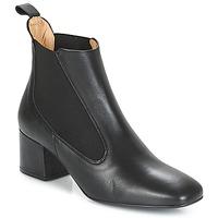 Cipők Női Bokacsizmák Betty London JUSSIVA Fekete