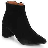 Cipők Női Bokacsizmák Betty London JILOUTE Fekete