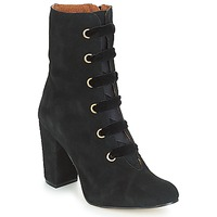 Cipők Női Bokacsizmák Betty London JIFULA Fekete