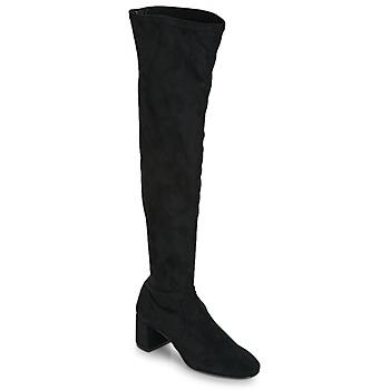 Cipők Női Combcsizmák Betty London JOUBITU Fekete