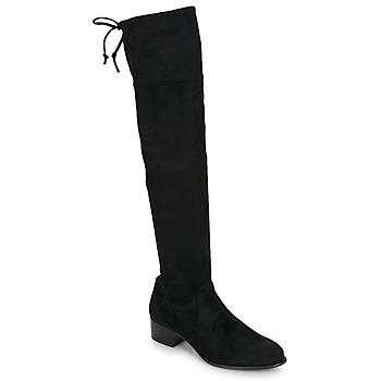 Cipők Női Combcsizmák Betty London JAZUMI Fekete