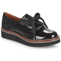 Cipők Női Oxford cipők Betty London JOUTAIME Fekete
