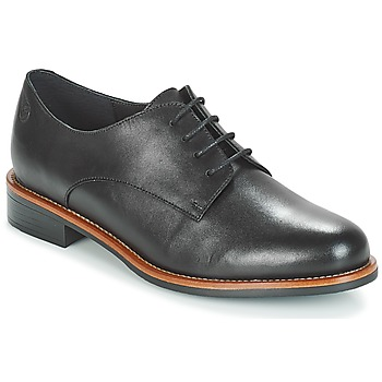 Cipők Női Oxford cipők Betty London JANA Fekete
