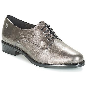 Cipők Női Oxford cipők Betty London CAXO Ezüst