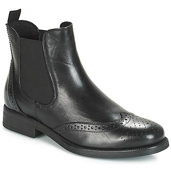 Cipők Női Csizmák Betty London JODOCUS Fekete