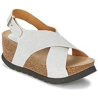 Cipők Női Szandálok / Saruk Ganadora SARA Fehér