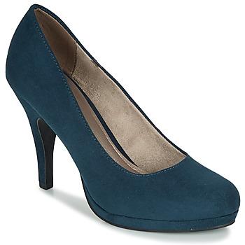 Cipők Női Félcipők Tamaris VALUI Tengerész