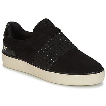 Cipők Női Rövid szárú edzőcipők Xti KAVAC Fekete