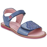 Cipők Lány Szandálok / Saruk Agatha Ruiz de la Prada MISS PONZA Kék