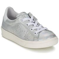 Cipők Lány Rövid szárú edzőcipők Acebo's GAILA Ezüst