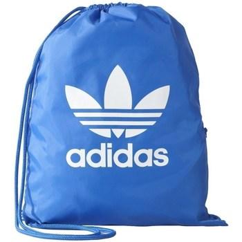 Táskák Táskák adidas Originals Gymsack Trefoil Kék
