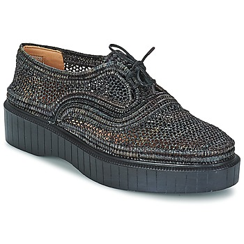Cipők Női Oxford cipők Robert Clergerie POCOI Fekete