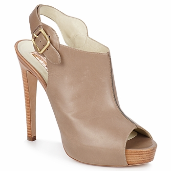 Cipők Női Bokacsizmák Rupert Sanderson LUCIDA Sárgásbarna