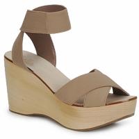 Cipők Női Szandálok / Saruk Belle by Sigerson Morrison ELASTIC Bőrszínű