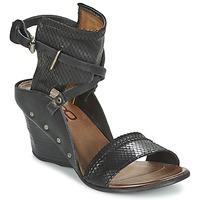 Cipők Női Szandálok / Saruk Airstep / A.S.98 KOKKA Fekete