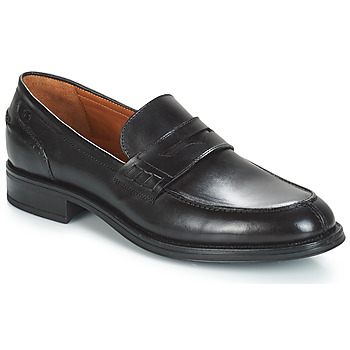 Cipők Férfi Mokkaszínek Carlington JALECK Fekete