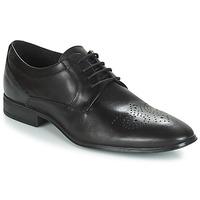 Cipők Férfi Oxford cipők Carlington JEVITA Fekete