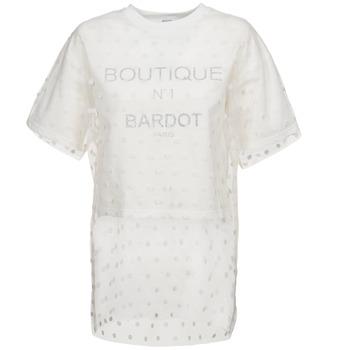 Ruhák Női Pulóverek Brigitte Bardot ANASTASIE Ekrü