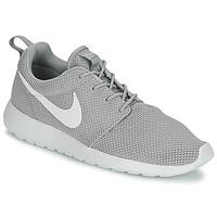 Shoes Férfi Rövid szárú edzőcipők Nike ROSHE ONE Szürke / Fehér