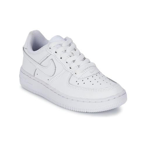 bee3f82eb3ca Nike AIR FORCE 1 Fehér - Ingyenes Kiszállítás | SPARTOO.HU ! - Cipők ...