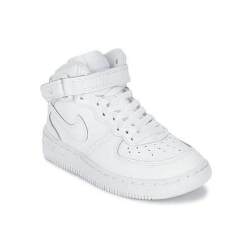 Ingyenes hu Mal Spartoo Nike Force Air A Fehér Kiszállítás 1 Mid lc1JTFK