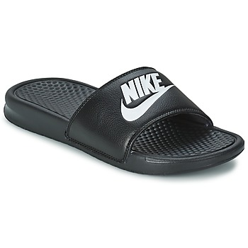 Shoes Férfi Papucsok Nike BENASSI JUST DO IT Fekete