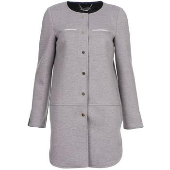 Ruhák Női Kabátok La City FLORA Szürke