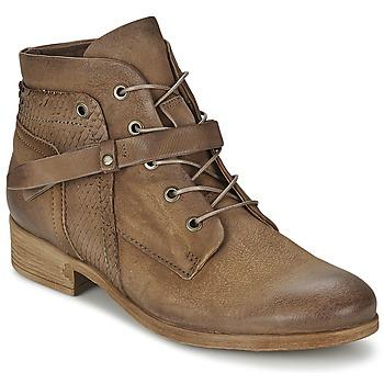 Cipők Női Csizmák Mjus SANDEO Barna