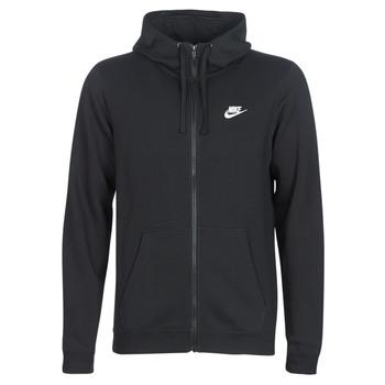 Ruhák Férfi Pulóverek Nike HOODIE SPORT Fekete