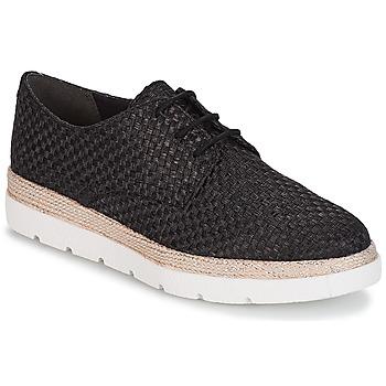 Cipők Női Oxford cipők S.Oliver  Fekete