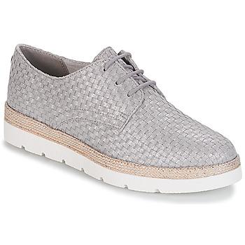 Cipők Női Oxford cipők S.Oliver  Ezüst
