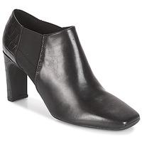 Cipők Női Bokacsizmák Geox D VIVYANNE HIGH Fekete