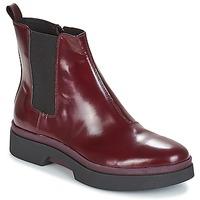 Cipők Női Csizmák Geox D MYLUSE Bordó