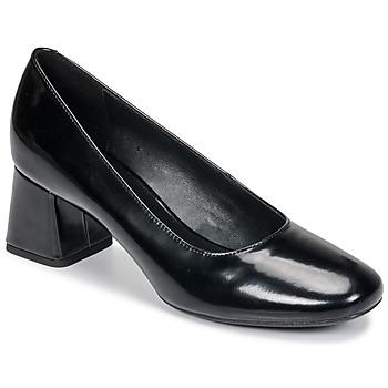 Cipők Női Félcipők Geox D SEYLISE MID Fekete