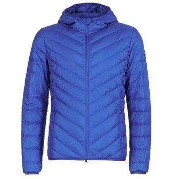 Ruhák Férfi Steppelt kabátok Emporio Armani EA7 TRAIN CORE SHIELD 8NPB09 Kék / Elektromos