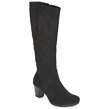 Cipők Női Városi csizmák Gabor NIRUYA Fekete
