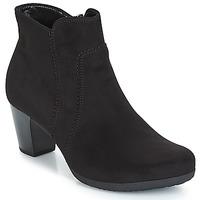 Cipők Női Bokacsizmák Gabor KENAT Fekete