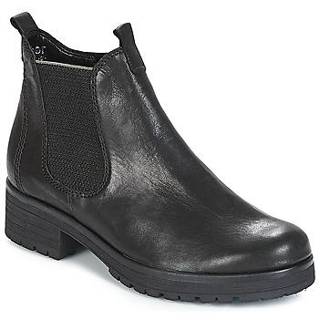 Cipők Női Csizmák Gabor TREASS Fekete