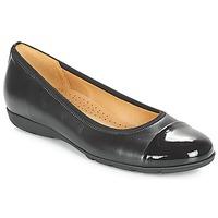 Cipők Női Balerina cipők / babák Gabor BORINA Fekete