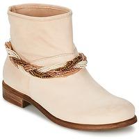 Cipők Női Csizmák Tosca Blu TETHYS Bézs