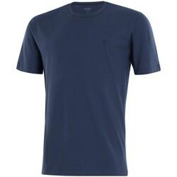 Ruhák Férfi Rövid ujjú pólók Impetus 7304E62 E97 Kék