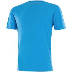 Ruhák Férfi Rövid ujjú pólók Impetus 7304E62 C83 Kék