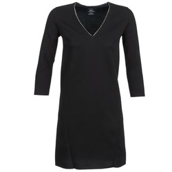 Ruhák Női Rövid ruhák Majestic BRUNEHILDE Fekete