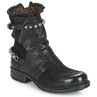 Cipők Női Csizmák Airstep / A.S.98 SAINT 14 Fekete