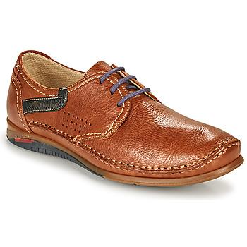 Cipők Férfi Oxford cipők Fluchos CATAMARAN Barna