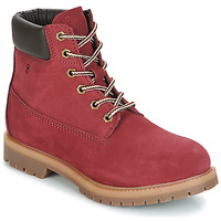 Cipők Női Csizmák Casual Attitude JORD Piros