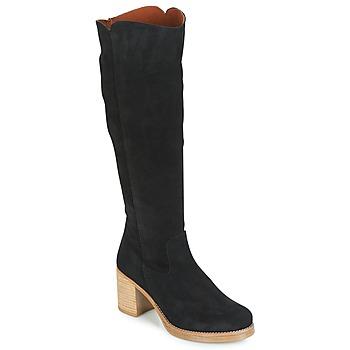 Cipők Női Városi csizmák Casual Attitude JAPI Fekete