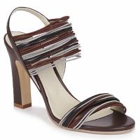Cipők Női Szandálok / Saruk Jil Sander JS16121 Barna