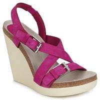 Cipők Női Szandálok / Saruk Jil Sander JS16295 Rózsaszín